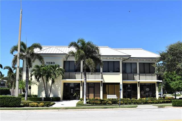 836 Beachland Boulevard #836, Vero Beach, FL 32963 (MLS #235539) :: Team Provancher | Dale Sorensen Real Estate