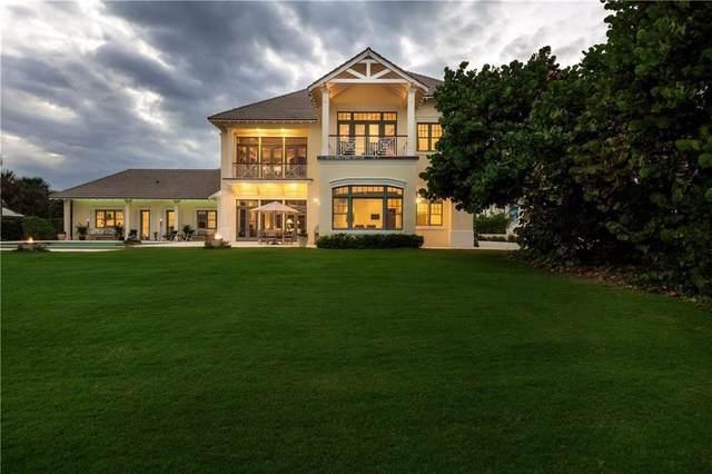 716 Reef Road, Vero Beach, FL 32963 (MLS #235542) :: Team Provancher | Dale Sorensen Real Estate