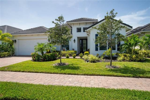 1371 Lily's Cay Circle, Vero Beach, FL 32967 (MLS #235654) :: Team Provancher   Dale Sorensen Real Estate