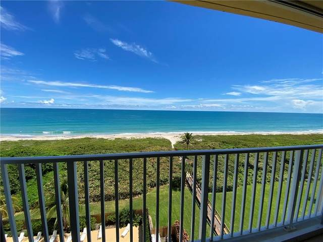 3200 N Highway A1a #803, Hutchinson Island, FL 34949 (MLS #235832) :: Billero & Billero Properties