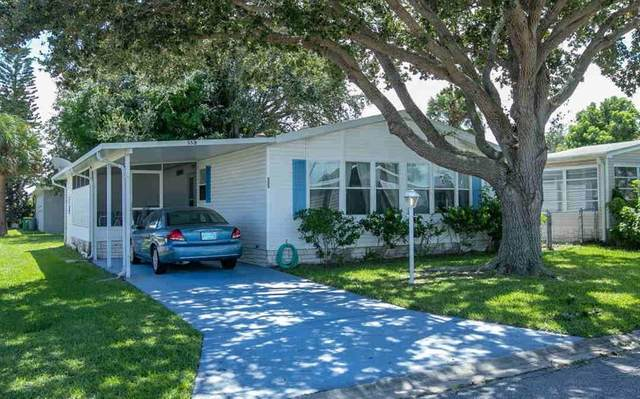 553 Marlin Circle, Barefoot Bay, FL 32976 (MLS #235845) :: Billero & Billero Properties