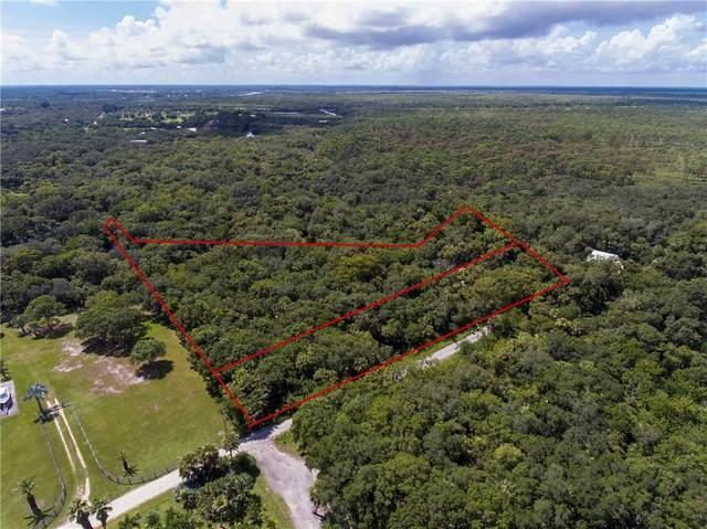 0001 Thompson Road, Micco, FL 32976 (MLS #235931) :: Team Provancher | Dale Sorensen Real Estate