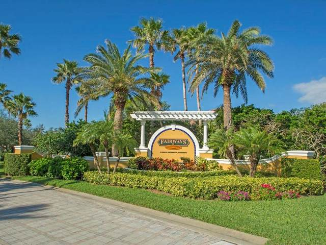 5025 Fairways Circle B107, Vero Beach, FL 32967 (MLS #235987) :: Team Provancher | Dale Sorensen Real Estate