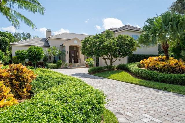 502 White Pelican Circle, Vero Beach, FL 32963 (MLS #236129) :: Team Provancher | Dale Sorensen Real Estate