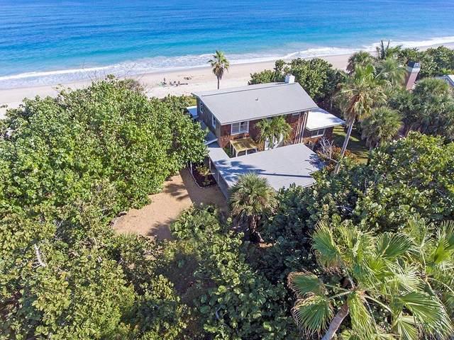 985 Beachcomber Lane, Indian River Shores, FL 32963 (MLS #236148) :: Team Provancher | Dale Sorensen Real Estate