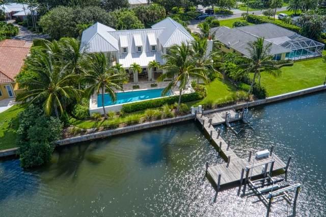 4605 Sunset Drive, Vero Beach, FL 32963 (MLS #236321) :: Team Provancher | Dale Sorensen Real Estate