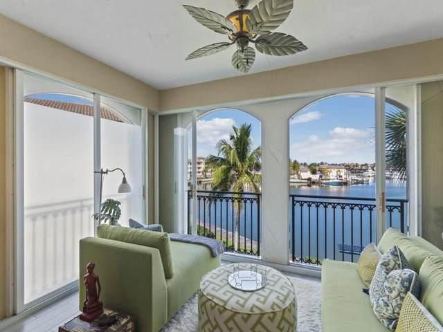 5220 W Harbor Village Drive #301, Vero Beach, FL 32967 (#236357) :: The Reynolds Team/ONE Sotheby's International Realty