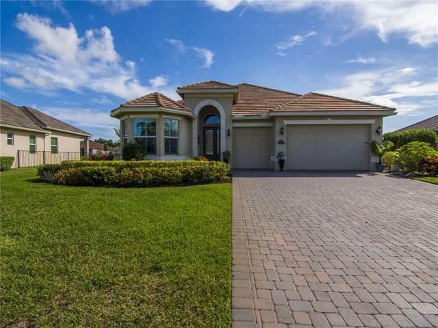 7600 Mesetta Way, Vero Beach, FL 32967 (MLS #236439) :: Team Provancher | Dale Sorensen Real Estate