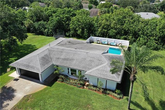 425 28th Court SW, Vero Beach, FL 32968 (MLS #236511) :: Billero & Billero Properties