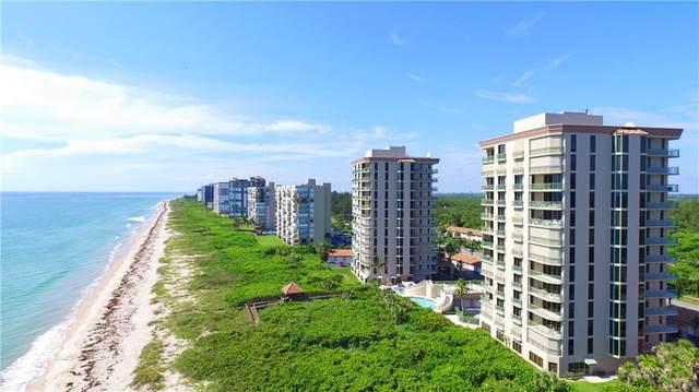 4330 N Highway A1a 902N, Hutchinson Island, FL 34949 (MLS #236527) :: Team Provancher | Dale Sorensen Real Estate