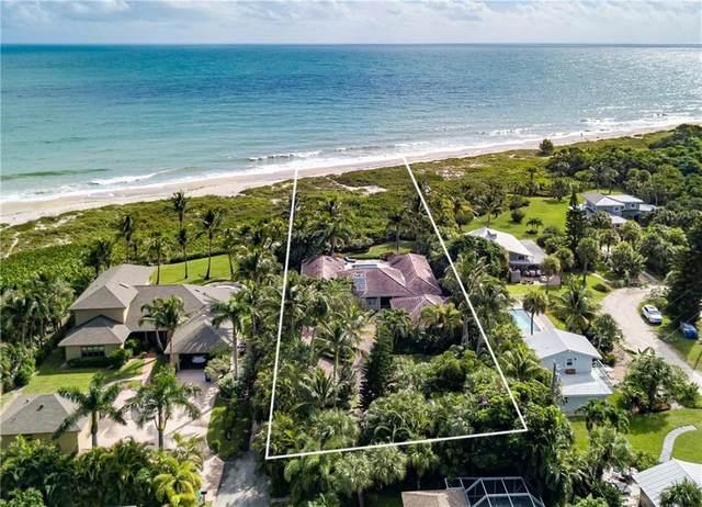 1495 Treasure Cove Lane, Vero Beach, FL 32963 (MLS #236529) :: Team Provancher | Dale Sorensen Real Estate