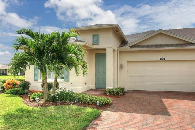 7479 Oakridge Place, Vero Beach, FL 32966 (MLS #236550) :: Team Provancher | Dale Sorensen Real Estate