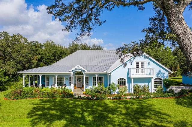 3450 Henderson Drive, Malabar, FL 32950 (MLS #236554) :: Billero & Billero Properties