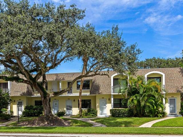 841 Camelia Lane #9, Vero Beach, FL 32963 (#236556) :: The Reynolds Team/ONE Sotheby's International Realty