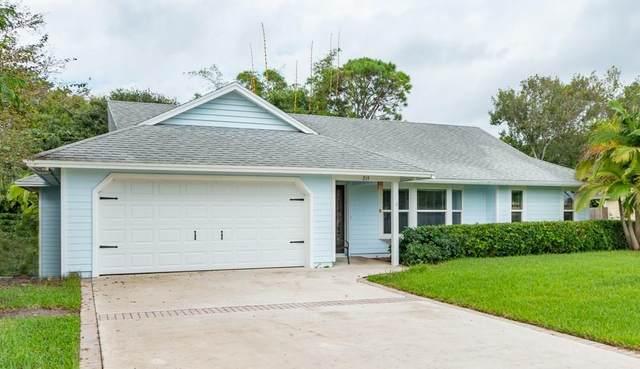 215 8th Terrace, Vero Beach, FL 32962 (MLS #236584) :: Team Provancher   Dale Sorensen Real Estate