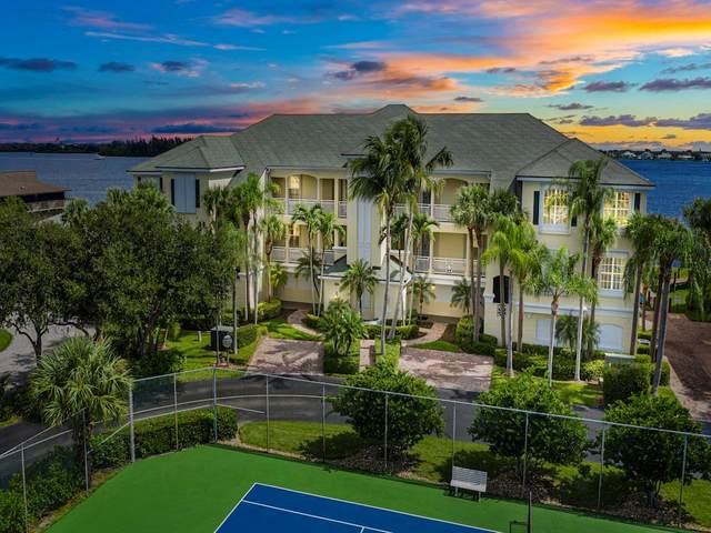 1910 Tarpon Lane #203, Vero Beach, FL 32960 (MLS #236597) :: Team Provancher   Dale Sorensen Real Estate