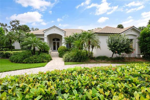 110 Island Sanctuary, Vero Beach, FL 32963 (MLS #236721) :: Team Provancher | Dale Sorensen Real Estate