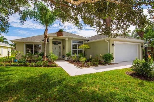 420 E Temple Court SW, Vero Beach, FL 32968 (MLS #236766) :: Team Provancher | Dale Sorensen Real Estate