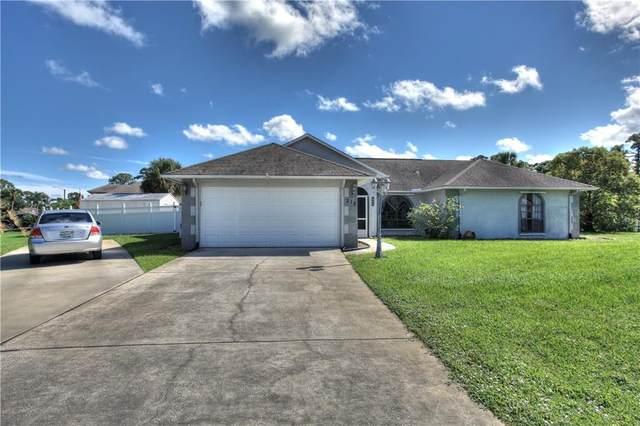 218 Periwinkle Drive, Sebastian, FL 32958 (MLS #236820) :: Billero & Billero Properties