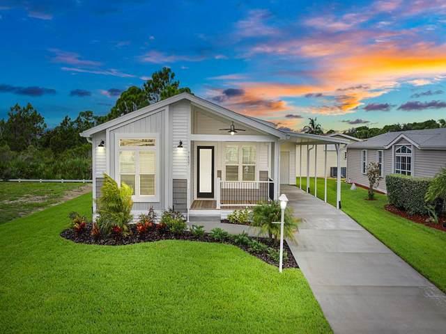 7637 Eastern Bluebird Drive, Port Saint Lucie, FL 34952 (MLS #236825) :: Billero & Billero Properties