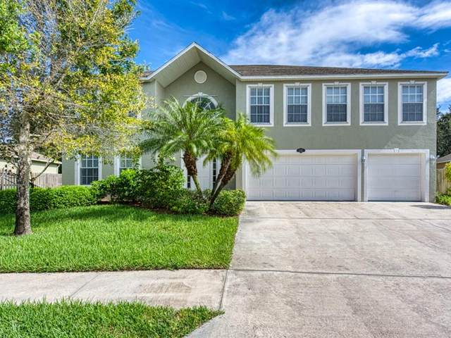 6031 Ridge Lake Circle, Vero Beach, FL 32967 (MLS #236826) :: Team Provancher | Dale Sorensen Real Estate