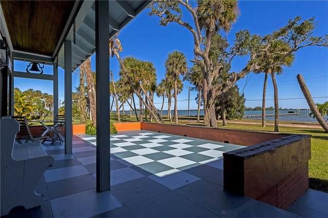 2825 N Indian River Drive, Fort Pierce, FL 34946 (MLS #236834) :: Team Provancher | Dale Sorensen Real Estate
