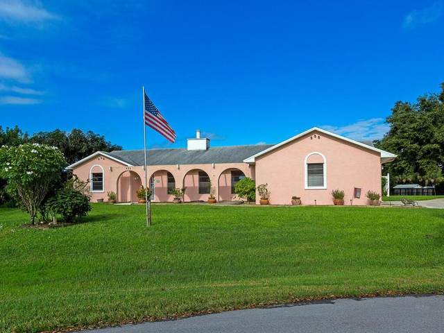 425 21st Court, Vero Beach, FL 32962 (MLS #236839) :: Team Provancher | Dale Sorensen Real Estate