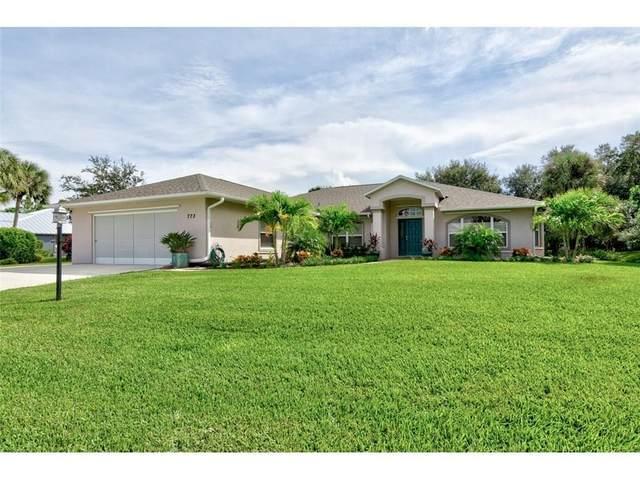 773 S Easy Street, Sebastian, FL 32958 (MLS #236861) :: Team Provancher | Dale Sorensen Real Estate