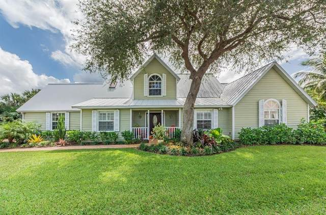 1655 Shuckers Point, Vero Beach, FL 32963 (MLS #236883) :: Team Provancher | Dale Sorensen Real Estate