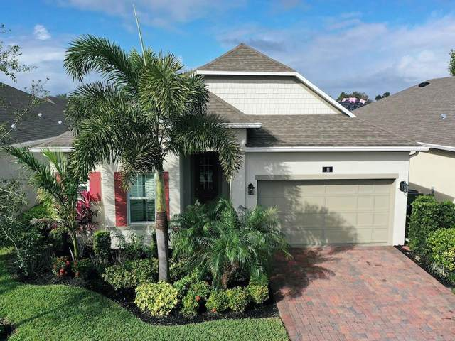 111 Sandcrest Circle, Sebastian, FL 32958 (MLS #236892) :: Billero & Billero Properties