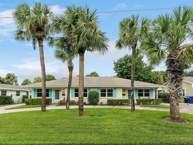 921 Turtle Cove Lane, Vero Beach, FL 32963 (MLS #236903) :: Team Provancher | Dale Sorensen Real Estate