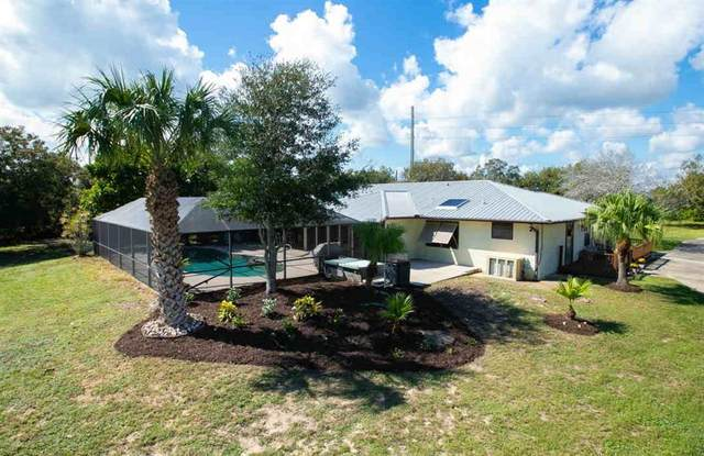 4940 Old Dixie Highway, Grant Valkaria, FL 32949 (MLS #236904) :: Team Provancher | Dale Sorensen Real Estate