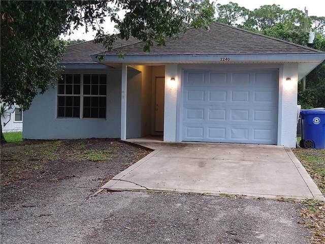 2240 89th Court, Vero Beach, FL 32966 (MLS #236915) :: Team Provancher | Dale Sorensen Real Estate