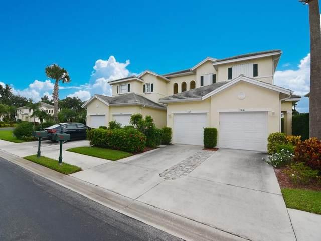 302 Southstar Drive #302, Fort Pierce, FL 34949 (MLS #236923) :: Billero & Billero Properties