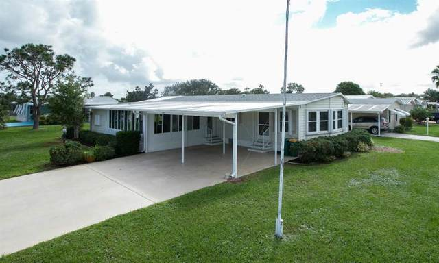 1189 Barefoot Circle, Barefoot Bay, FL 32976 (MLS #236930) :: Team Provancher | Dale Sorensen Real Estate