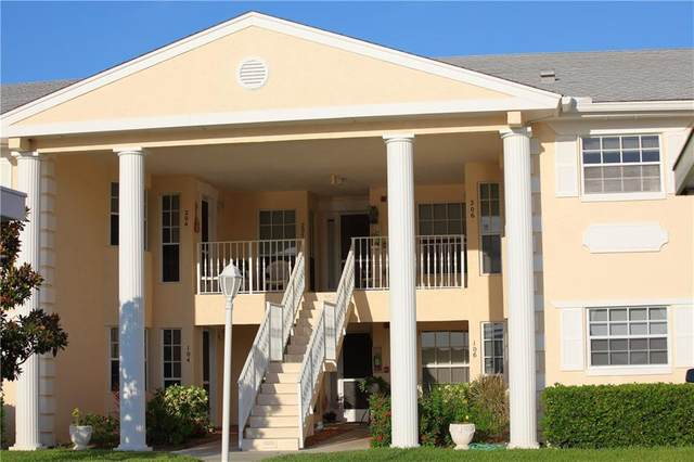 700 Lake Orchid Circle #206, Vero Beach, FL 32962 (MLS #236942) :: Team Provancher   Dale Sorensen Real Estate