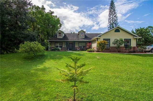12855 79th Street, Fellsmere, FL 32948 (MLS #236983) :: Team Provancher | Dale Sorensen Real Estate