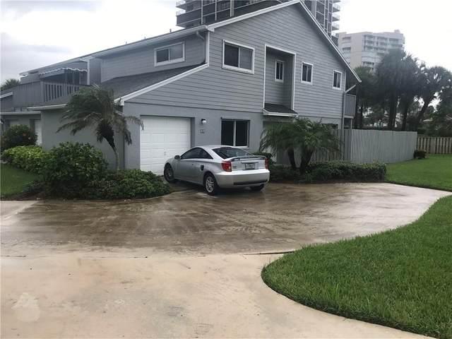 4949 N Highway A1a #51, Hutchinson Island, FL 34949 (MLS #237003) :: Team Provancher | Dale Sorensen Real Estate