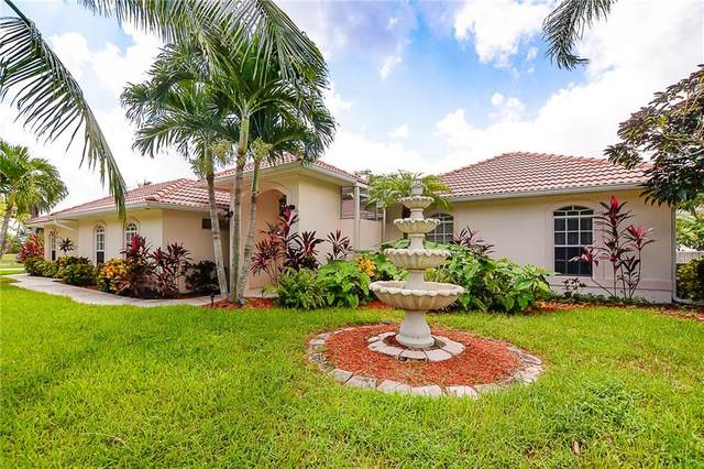 53 Sovereign Way, Hutchinson Island, FL 34949 (MLS #237008) :: Team Provancher | Dale Sorensen Real Estate