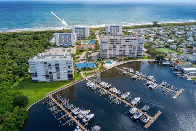 5159 N Hwy Highway A1a 611 #611, Fort Pierce, FL 34950 (MLS #237035) :: Team Provancher | Dale Sorensen Real Estate