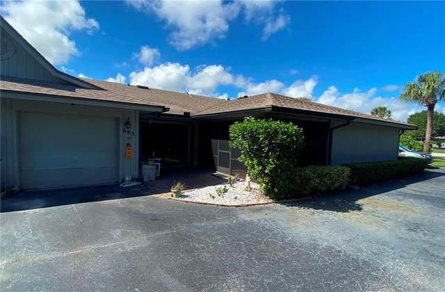 685 Timber Court SW #102, Vero Beach, FL 32962 (MLS #237054) :: Team Provancher | Dale Sorensen Real Estate