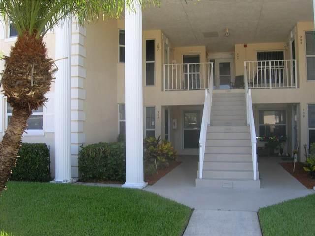 605 W Lake Jasmine Circle #107, Vero Beach, FL 32962 (MLS #237065) :: Team Provancher | Dale Sorensen Real Estate