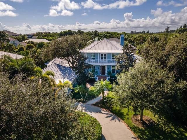 2203 E Ocean Oaks Lane, Vero Beach, FL 32963 (#237107) :: The Reynolds Team/ONE Sotheby's International Realty