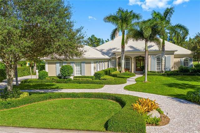 516 White Pelican Circle, Vero Beach, FL 32963 (MLS #237142) :: Team Provancher | Dale Sorensen Real Estate