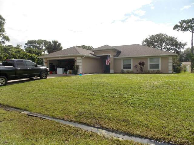733 Hall Avenue, Sebastian, FL 32958 (#237169) :: The Reynolds Team/ONE Sotheby's International Realty
