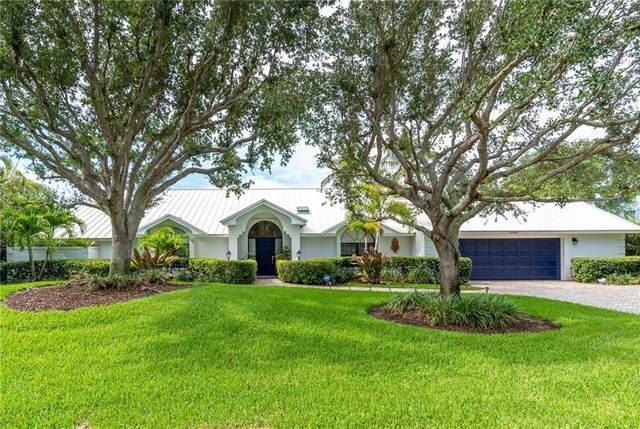2245 Genesea Lane, Vero Beach, FL 32963 (MLS #237186) :: Billero & Billero Properties