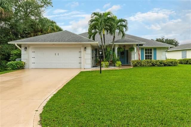 3904 58th Circle, Vero Beach, FL 32966 (MLS #237201) :: Team Provancher | Dale Sorensen Real Estate