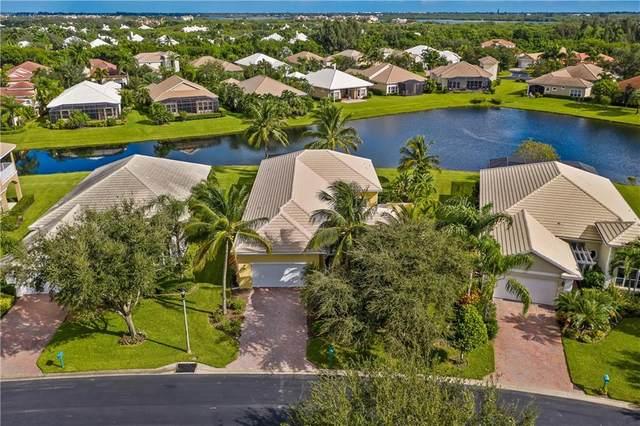 4324 Summer Breeze Terrace, Vero Beach, FL 32967 (MLS #237232) :: Billero & Billero Properties