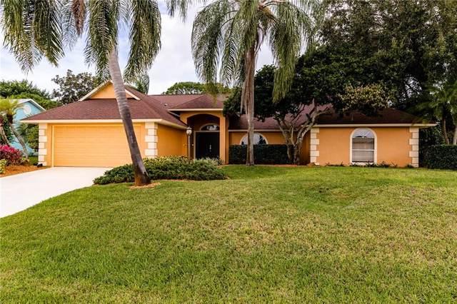 6409 55th Square, Vero Beach, FL 32967 (MLS #237242) :: Team Provancher   Dale Sorensen Real Estate