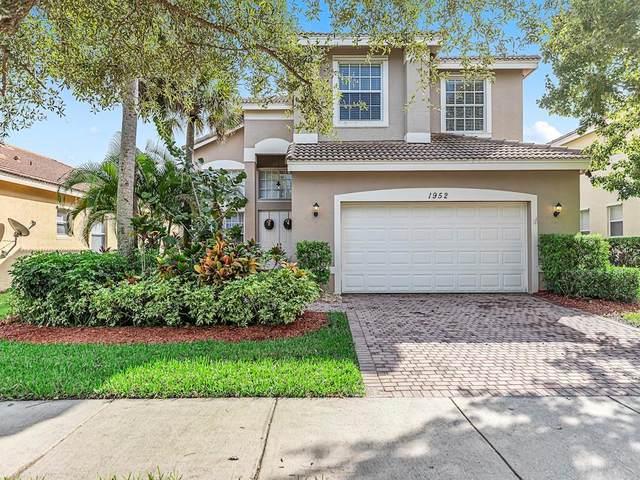 1952 Grey Falcon Circle, Vero Beach, FL 32962 (MLS #237251) :: Billero & Billero Properties